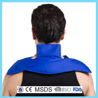 Hot/Cold Shoulder Pad With MSDS