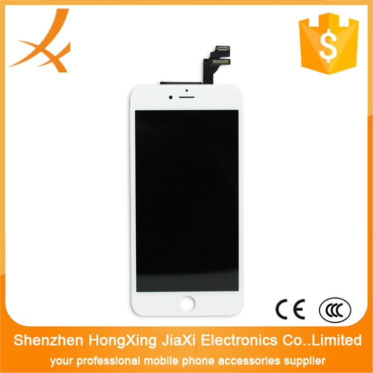 Hot new products for 2016 original flex cable china mobile phone java games touch screen lcd for iphone 6plus