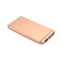 2018 New fashion design portable slim power bank 8000mah for iphone 6