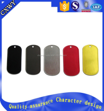 Superior quality custom metal dog tags made in china