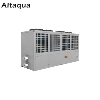 150kw/h heat pump swimming pool heater chiller
