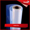 100 micron waterproof inkjet plate film roll