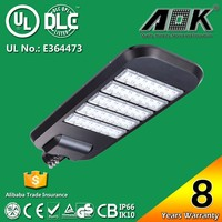 AOK-200WiL EMC RoHS C-Tick Energy Star GS SAA LVD CE UL Approval IK10 And IP66 Old Street Lights For Sale