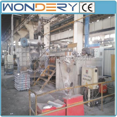 Aluminum/Copper/Zinc/Lead/Gold Tilting Type Gas-fired Crucible Melting Furnace