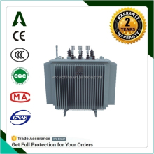 S11 20/0.4kv oil transformer power distribution transformer electrical transformer