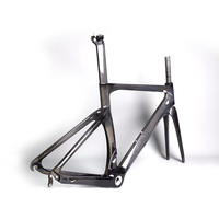 roadcarbon bike frame carbon fibre mountain cycling bicycle frameset frame fork seatpost carbon frame