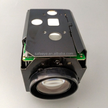 XMeye CMS JZC-N81840 HD IP H.265 4.0M 18X Optical Network Star-light IP integrated Block Zoom camera module