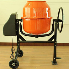 Gx100 engine 90L output mini portable Concrete Mixer CM140/CM125L Good Price electric portable concrete mixer
