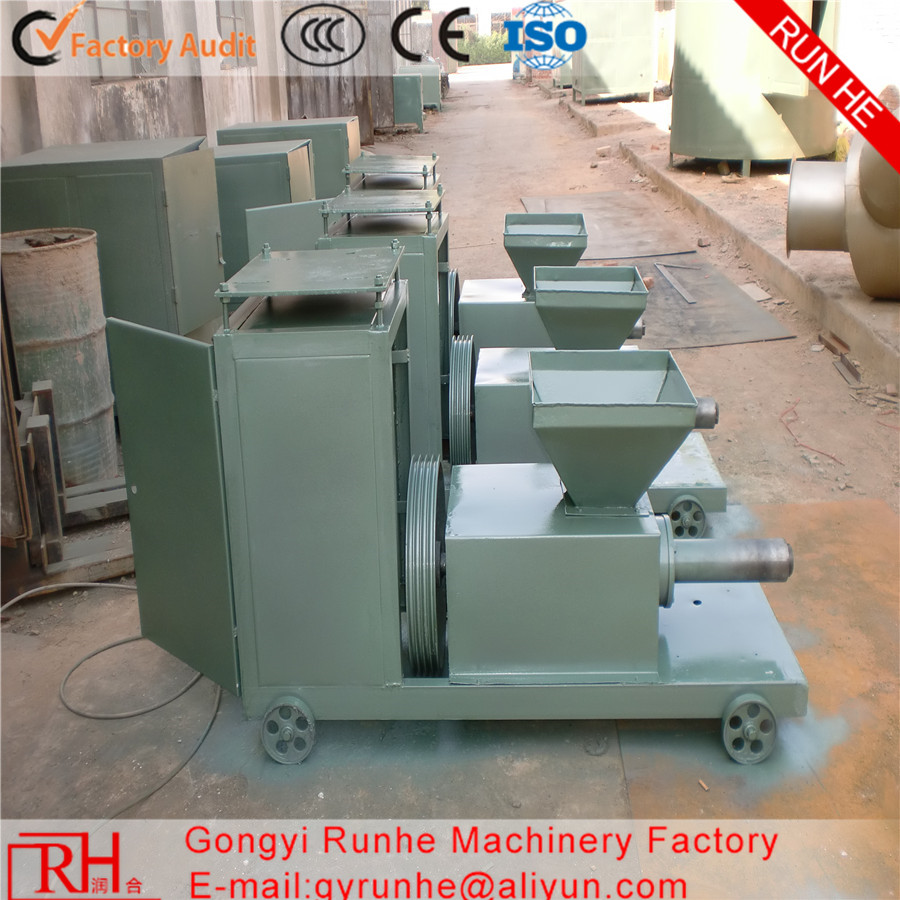 Perfect quality and CE approved biomass waste briquette compressor machine 008613271550150