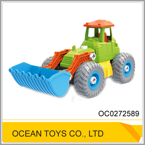 Educational self assemble toys truck car toy for kids OC0272589