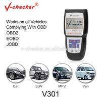 Advanced auto tech scanner made in China