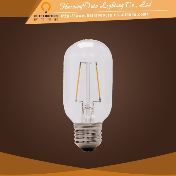 Enjoy life with vantage led light T45 2w led lamp