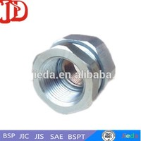 high pressure malleable steel white galvanized union pipe fittings