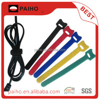 Hot sale colored soft plastic flexible nylon cable ties