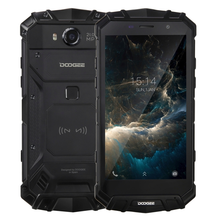 chinese supplier rugged DOOGEE S60 Proofing IP68 Waterproof smartphone 5.2 inch Android 7.0 MTK Helio 4g lte waterproof phone