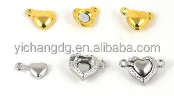 China Manufacturer Magnetic Heart Clasps for Sale