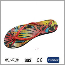 New arrival colorful leather simple sandals 2017 latest design slippers for men