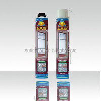 HIgh quality PU Foam Sealant for Wood