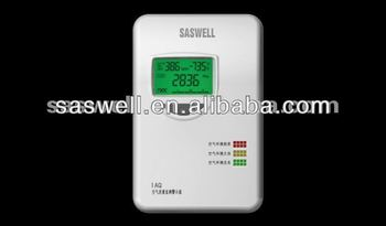 European Standard intelligent indoor air quality monitor