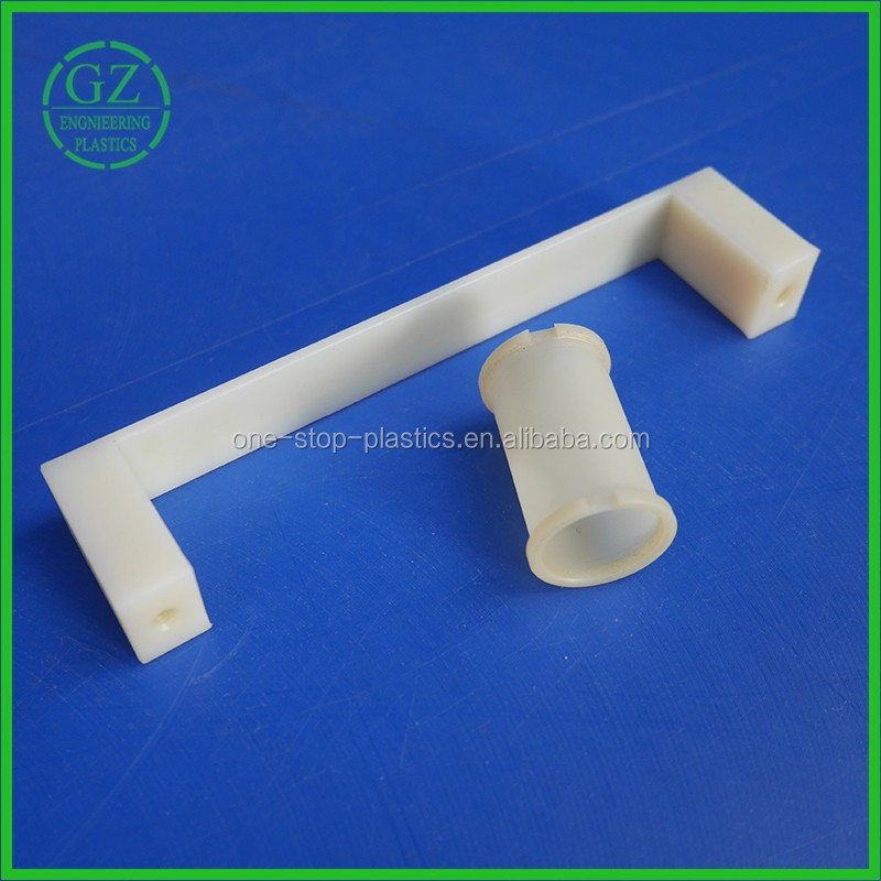 customized wear reaisting high hardness PTFE plastic part