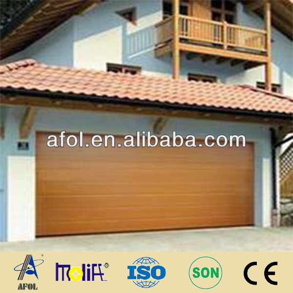 wood garage door panels sale