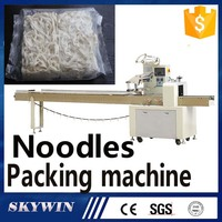Pasta Or Spaghetti Stick Dry Instant Rice Noodles Packaging Machine