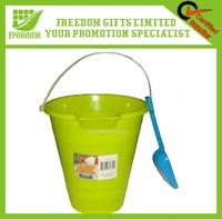 Promotional Custom Plastic Beach Buckets Wholesale