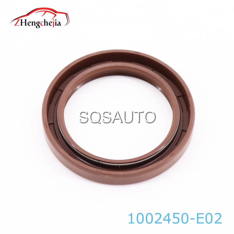 Crankshaft rear front oil seal for Great Wall 1002450-E02 1002460-E02
