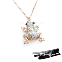 Promotional prices High quality full neck covering necklace design