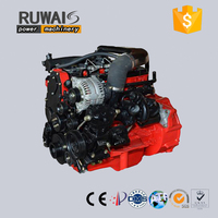 Commercial vehicles diesel engine assembly,4 cylinder 4 stroke