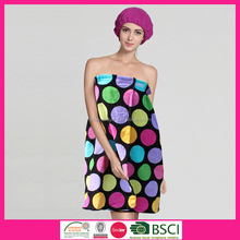 ISINOTEX hot sale Printed Beach Wrap/Bath Wrap/Hair Wrap
