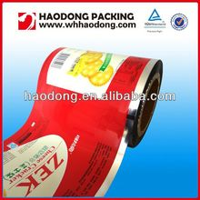 HOT! China factory custom perforated food packaging film