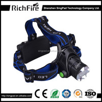 2016 hot sale High power led 1000lm coal mine headlamp head torch