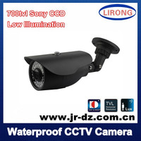 Security Surveillance Camera sony CCD IR 24LED 700tvl outdoor CCTV night vision NTSC/PAL