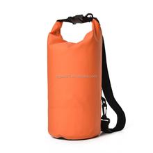 Custom Size Waterproof Ocean Pack Outdoor Pvc Small Swimming Bag