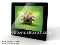 "10.4"" ultra slim battery support black mirror digital photo editing"