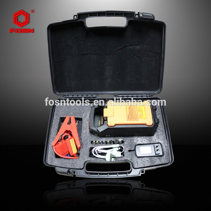 Car Accessories Wholesale 30000mAh Portable Jump Starter Battery Booster
