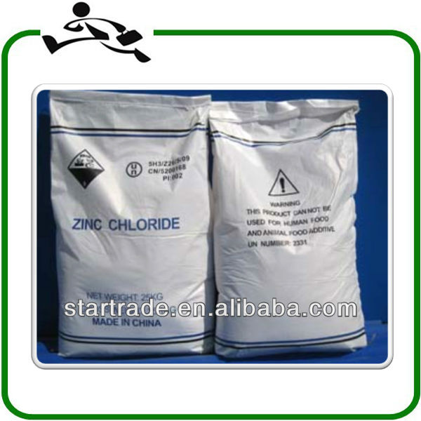 electrical properties Zinc chloride