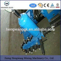 BW series small concrete slurry mud pump in China factory
