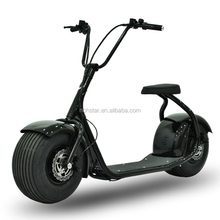 2017 New Citycoco 1000w 60v fat tire electric scooter