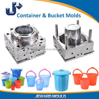 New Products On China Market Water Bucket Plastic Injection Mold
