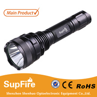 F6 professional Camping CR-T6 LED Torch/ Flashlight