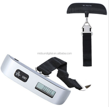 travel hanging electronic weighing scale,stainless steel digital luggage scale,bluetooth electronic luggage scale