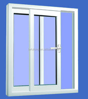 Hot sale High quality sliding windows and doors plastic pvc profile/ pvc profile window/ plastic window profile