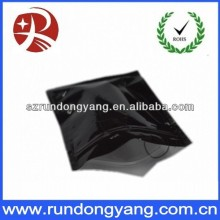 Not easily broken bags Compound packaging bag with zipper