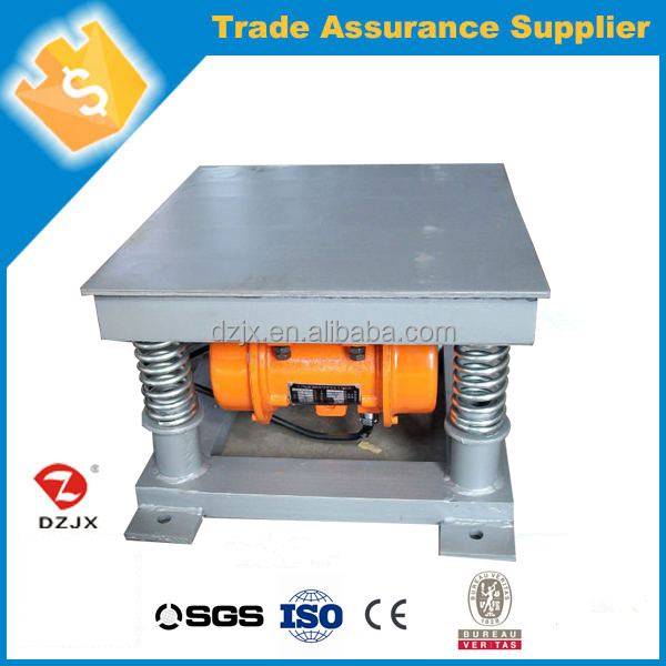 Shaking Table Gravity Separation Tables
