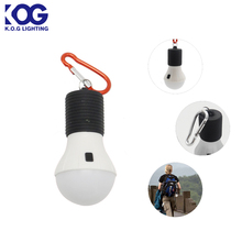 Bulb Shape Carabiner Small As seen on TV Wholesale Outdoor LED Camping Lantern