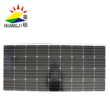 High efficiency epoxy 100w mono solar panel