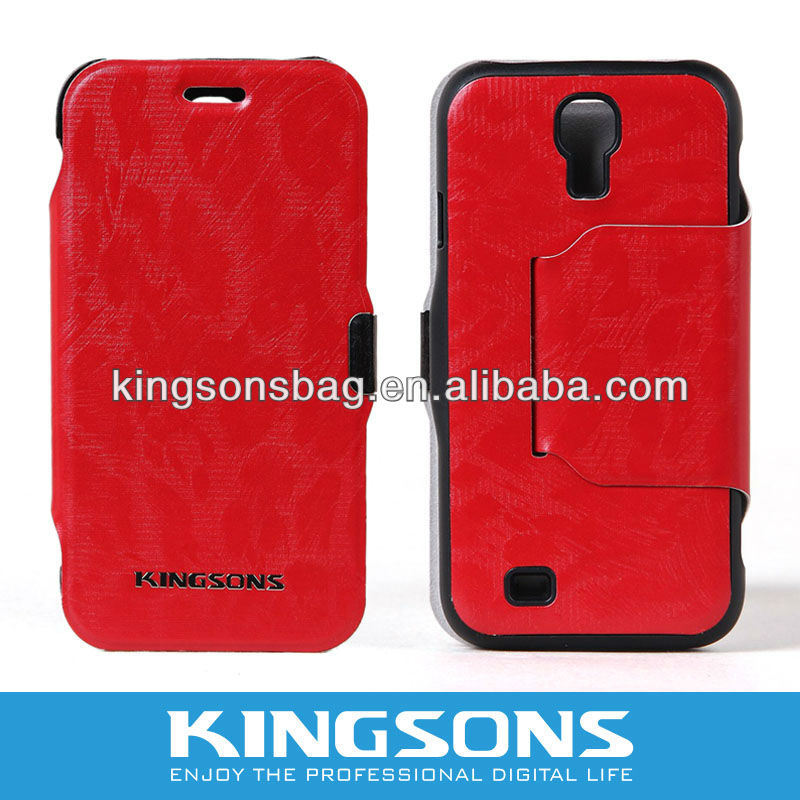 2013 Hot-selling Protective case Cover for Samsung S4 K8555U