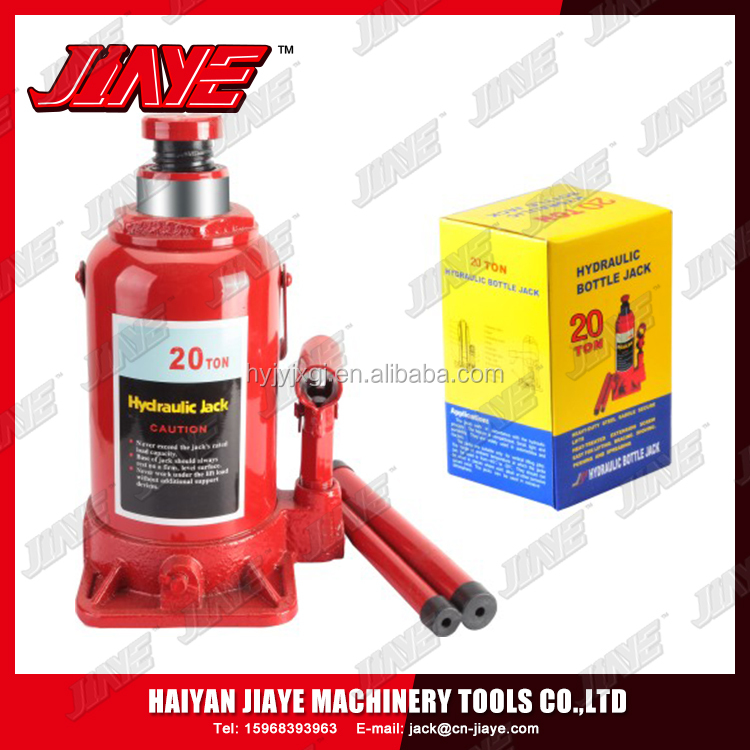 Jack for car repair 20T Hydraulic bottle jack